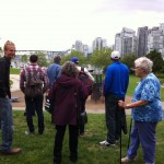 Housing Conference tours South False Creek.