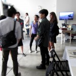 UBC Planning Students tour gallery. The Little Mountain Project – Interurban Gallery May 2015.